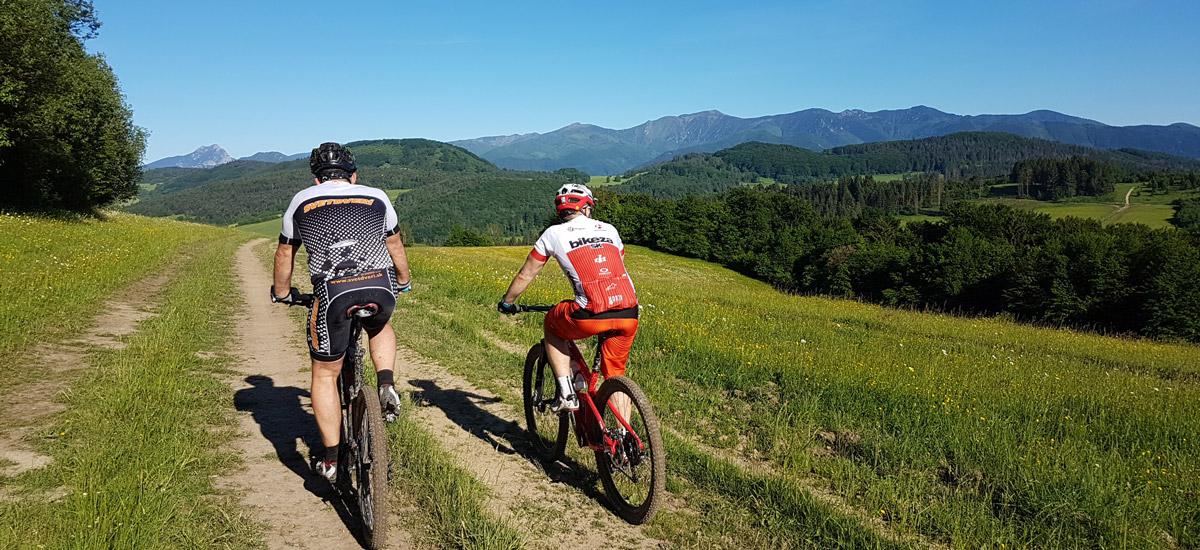 Pozvánka: ISTROFINAL SNEŽNICKÝ MTB maratón – Kysucká vrchovina