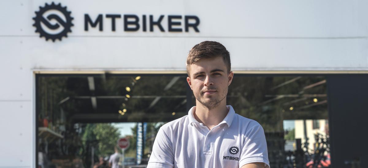 Rozhovor: Predajca zodpovedný aj za logá pretekov - Adam Krištan