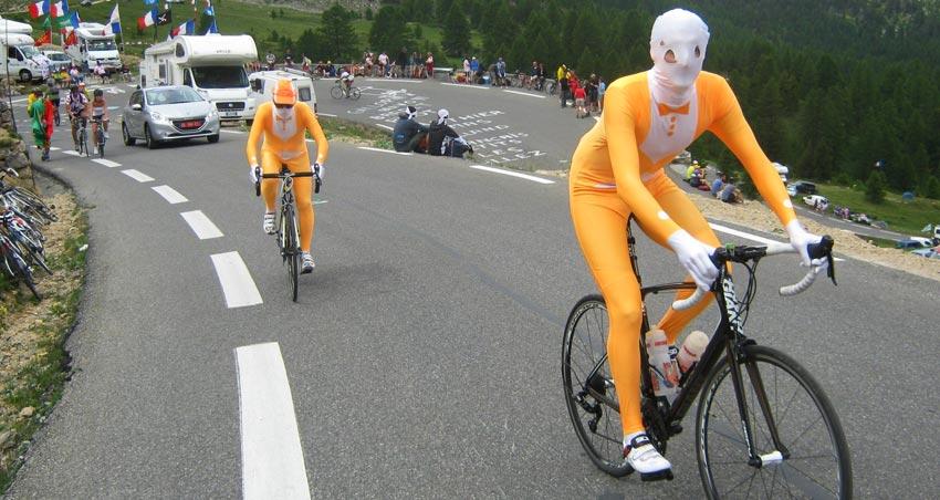 Ako sme boli pozrieť na TdF 14. etapu Grenoble - Risoul 177km