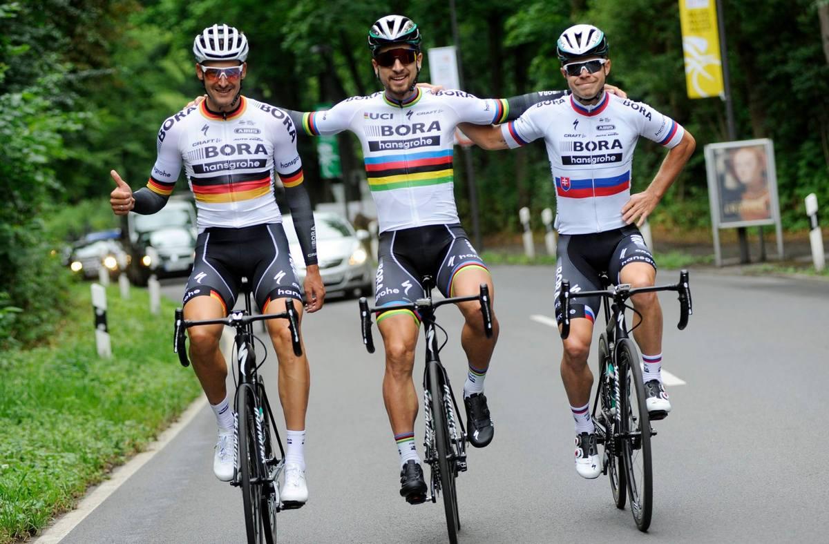 Tím Bora-Hansgrohe sa v prípade vylúčenia Sagana obrátil na Športový arbitrážny súd