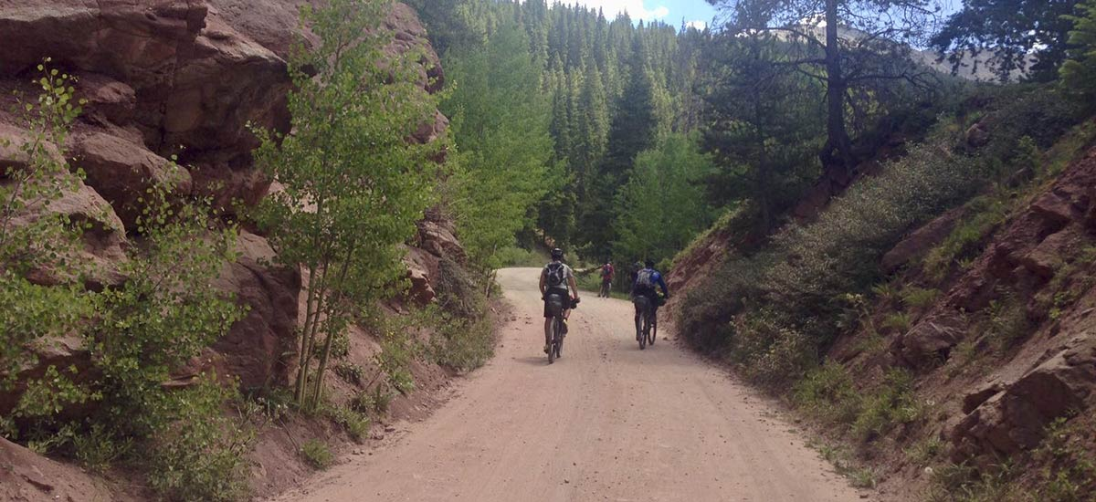 Tour Divide 2018 – Great Divide Mountain Bike Route, 5. časť