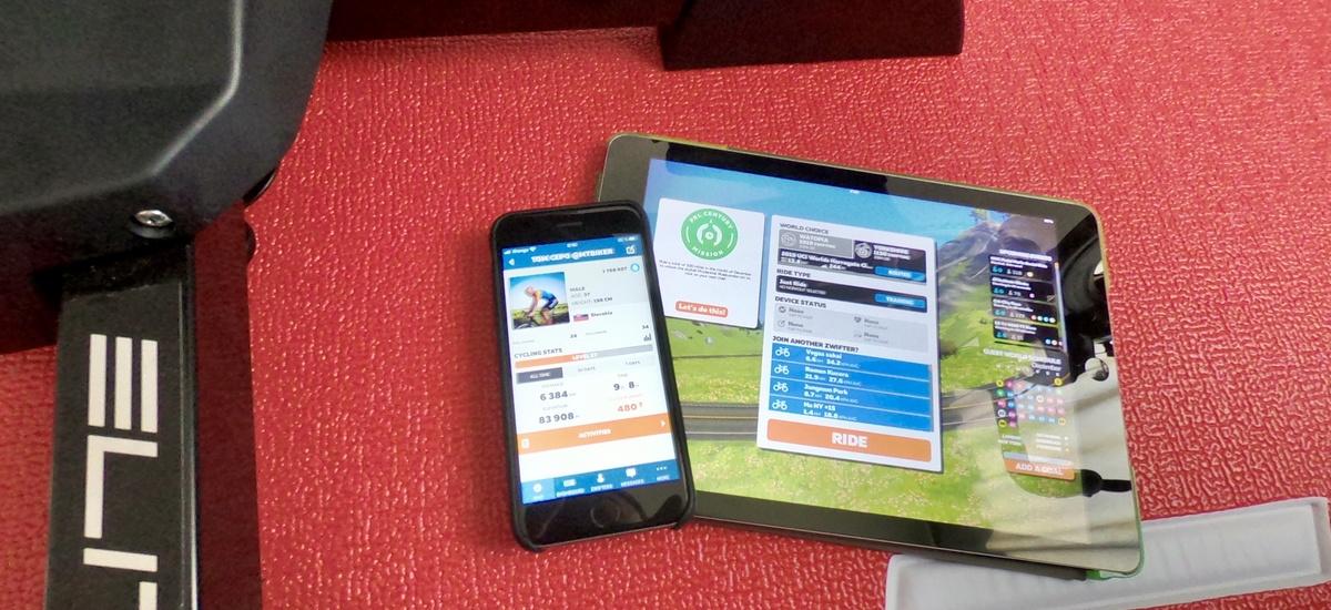 Domáci trenažér - aplikácie, režimy jazdenia, Zwift a ako si vybrať smart trenažér - 2. časť