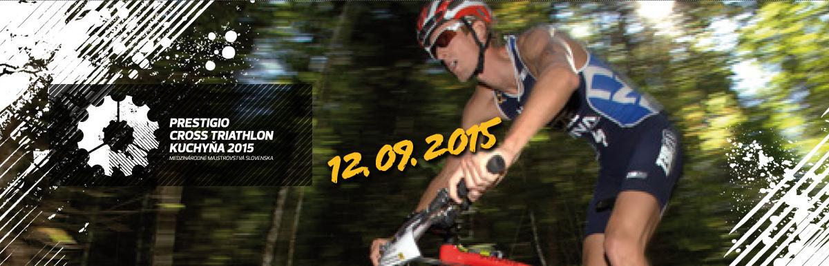 Pozvánka: Prestigio Cross Triathlon 2015