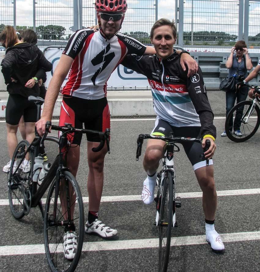 Slovakia Ring 24hod: Aké to je atakovať takmer 800 kilometrov na bicykli za jediný deň?