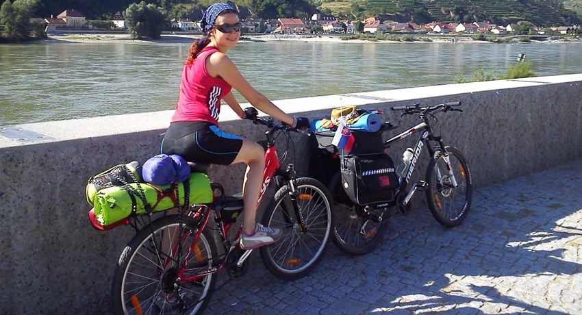 Dunajská cyklocesta z Passau do Viedne