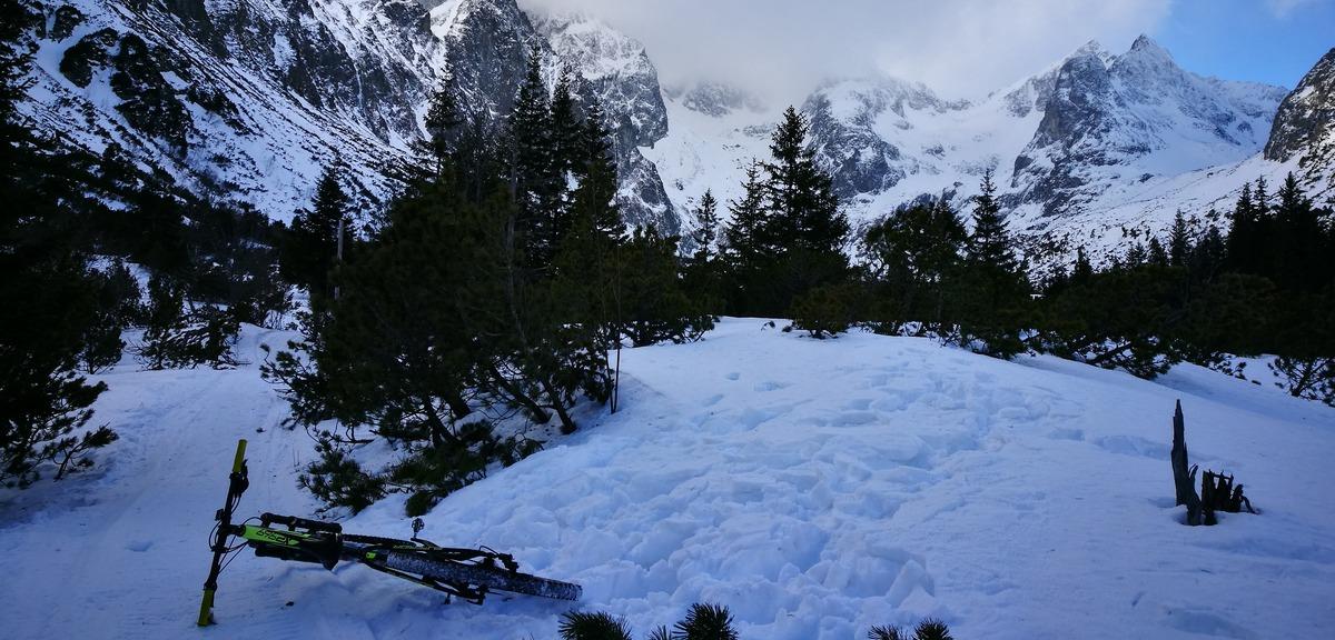 Tip na výlet: Zimný výjazd na Zelené pleso vo Vysokých Tatrách