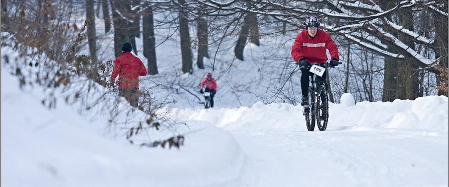 1. Zimný MTB maratón na Slovensku
