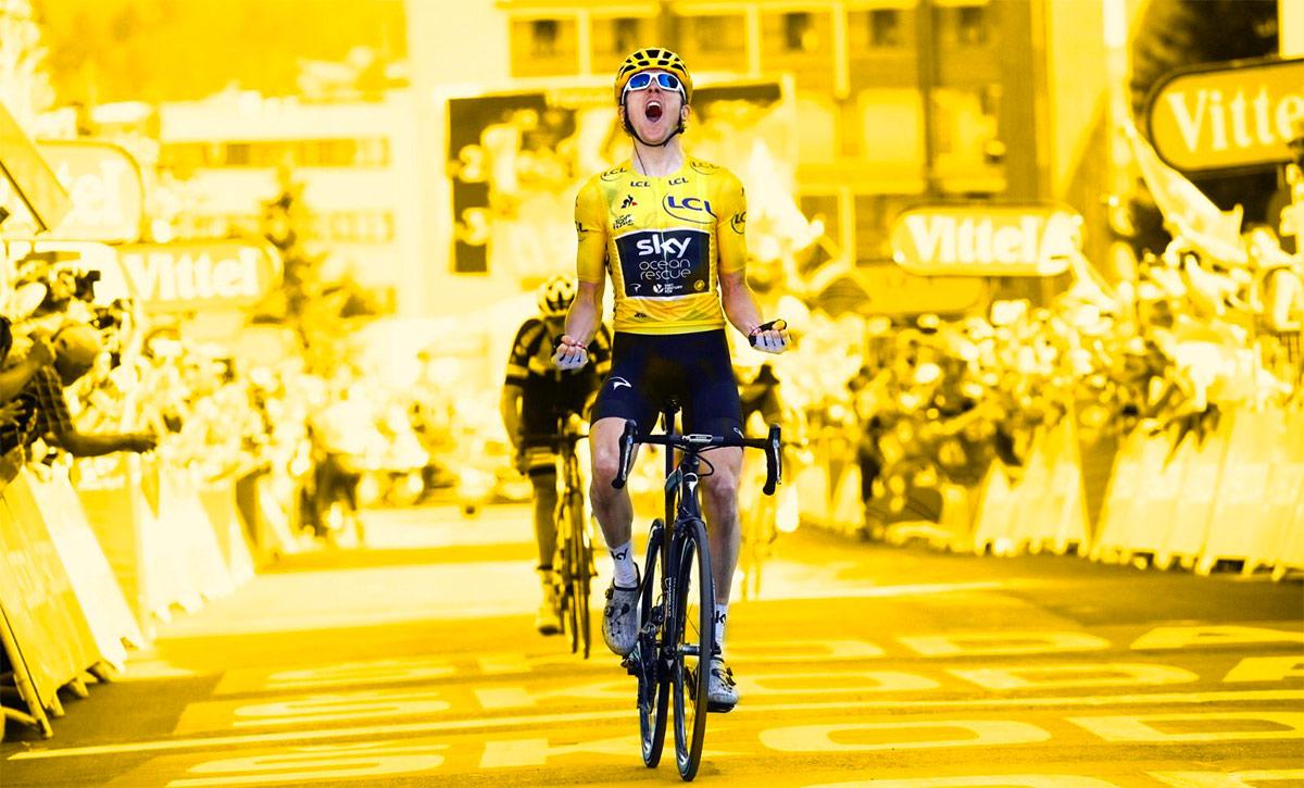 Pinarello Dogma F10 - hviezda tohtoročnej Tour de France
