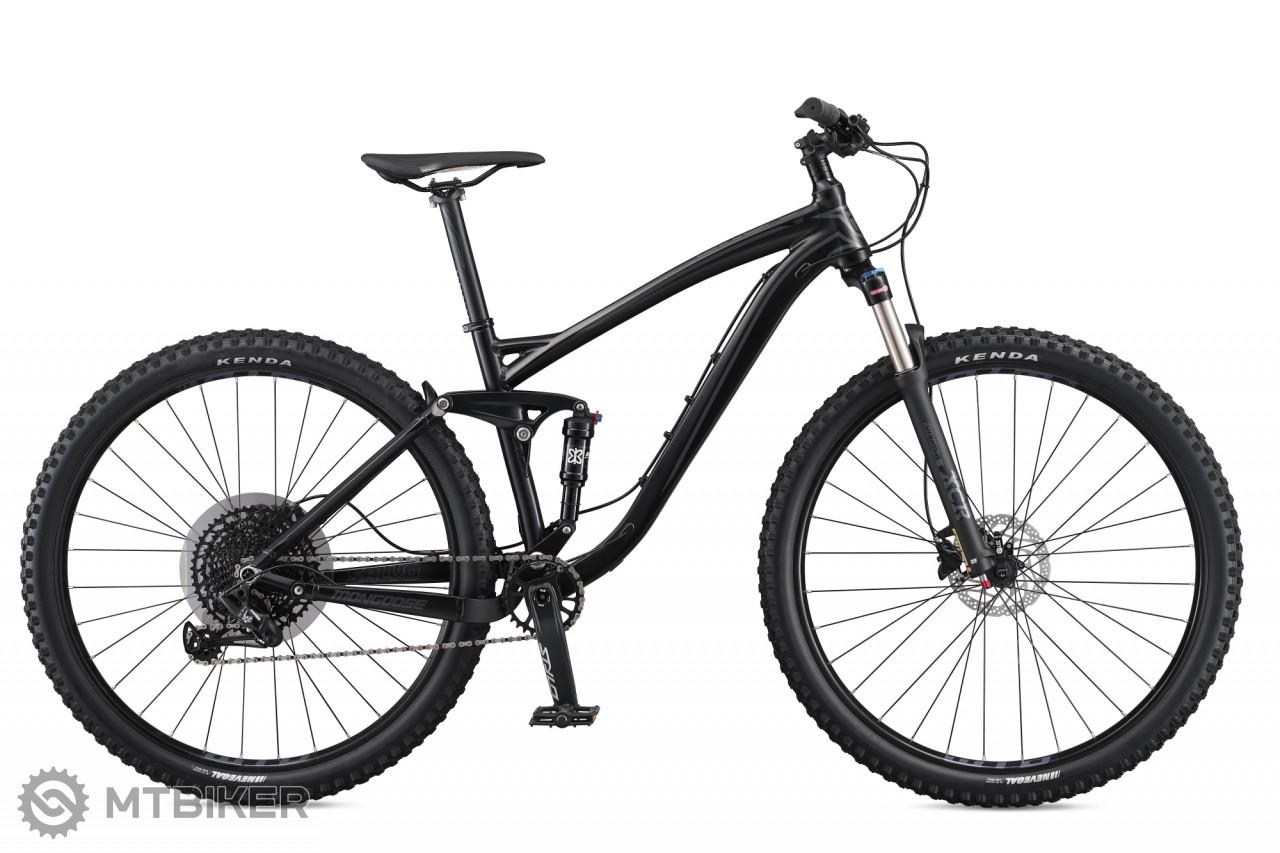 Mongoose Salvo 29 Comp, model 2020, čierny