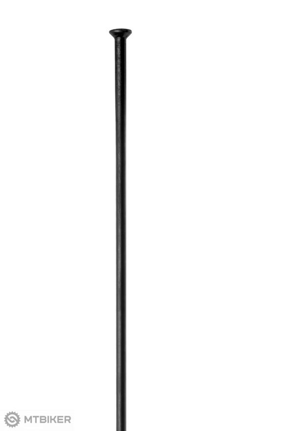 DT Swiss Champion Straightpull špic 2,0 mm čierny