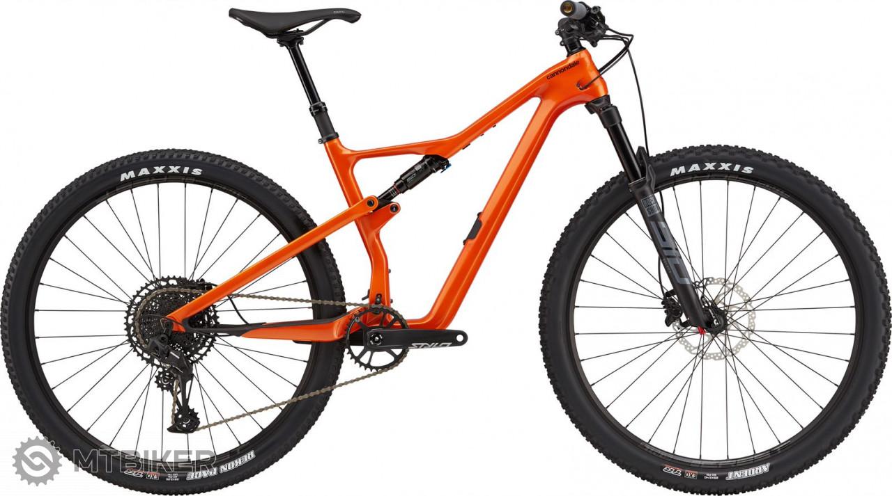 Cannondale Scalpel Carbon SE 2 2021 SBR horský bicykel