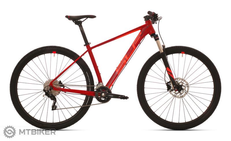 Superior XC 889, model 2020, červený