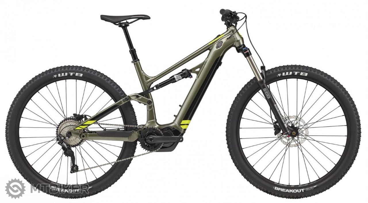 Cannondale Moterra Neo 5 2021 MAT horský elektrobicykel