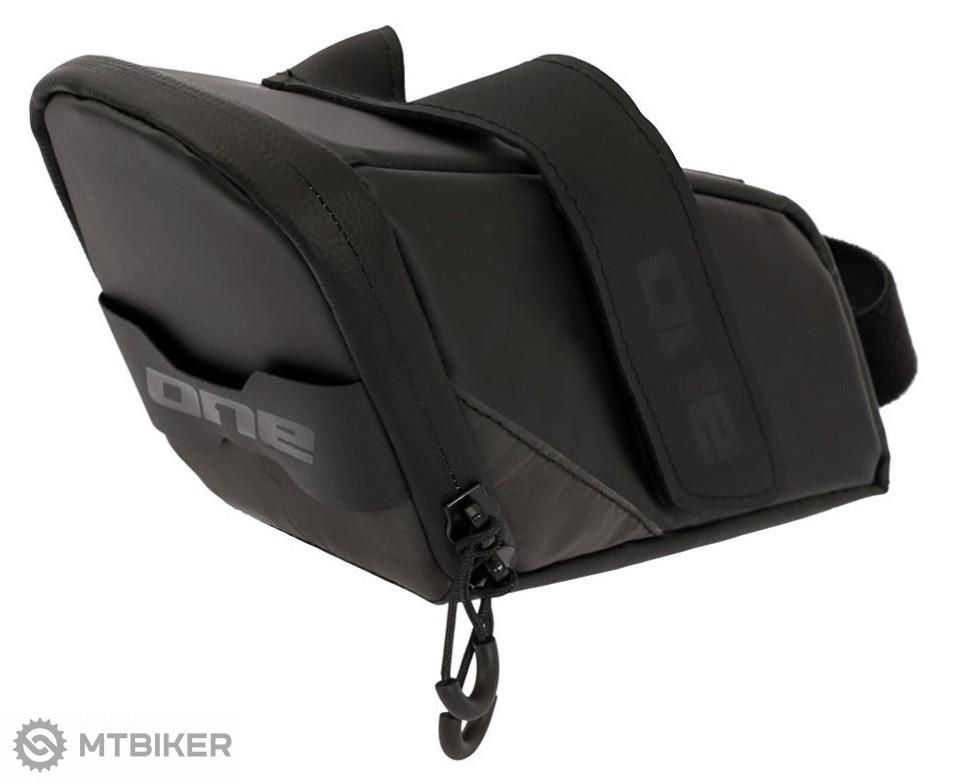 ROCK MACHINE brašňa pod sedlo S.BAG 50 L, suchý zips, čierna