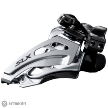 Shimano SLX FD-M677 2x10 prešmykač Low Side Swing
