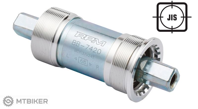 Fsa stredová oska RPM BB-7420ST JIS, 68x118mm