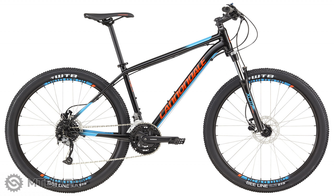 Cannondale Trail 27,5 5 2017 horský bicykel