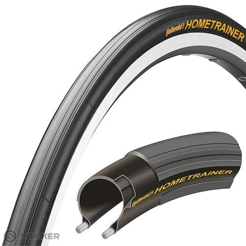 """Continental Hometrainer II 28"""" kevlar 700x23C, model 2020"""