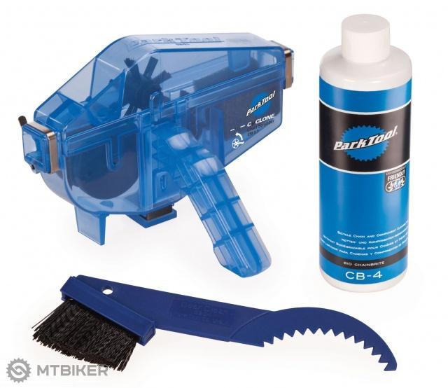Park tool sada na čistenie reťaze PT-CG-2-4