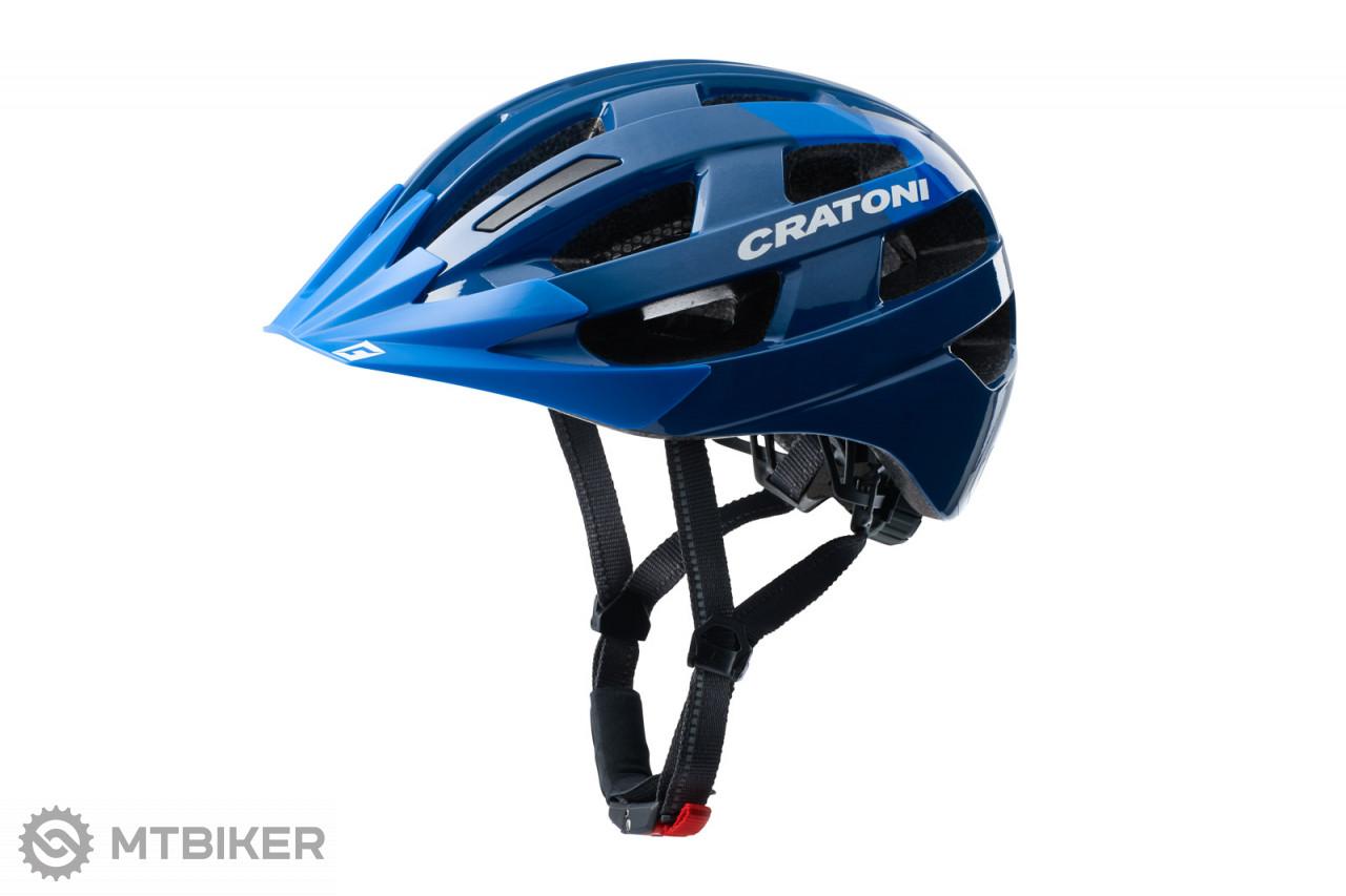 Cratoni VELO-X prilba modrá, model 2021