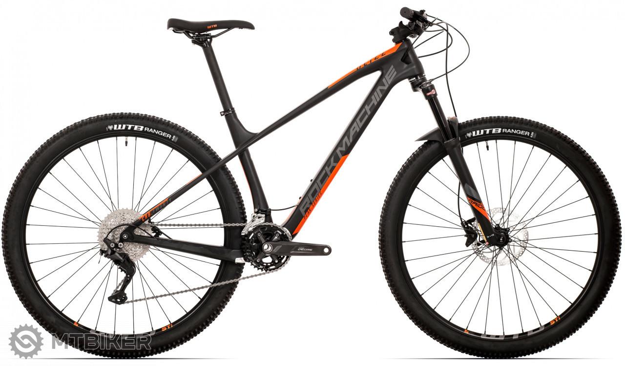 Rock Machine Blizz CRB 20-29, model 2021, čierna/šedá/oranžová