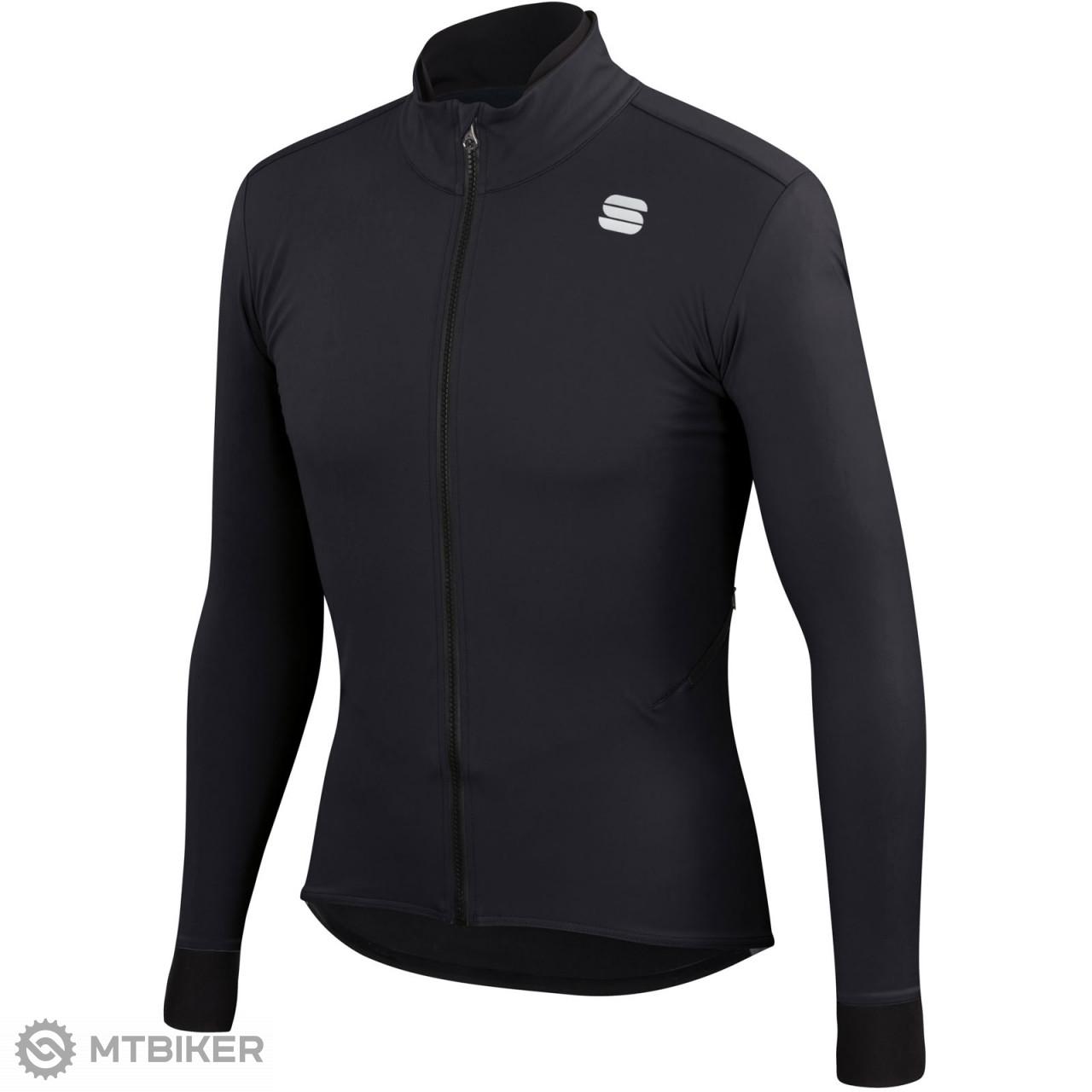 Sportful Intensity 2.0 bunda, čierna