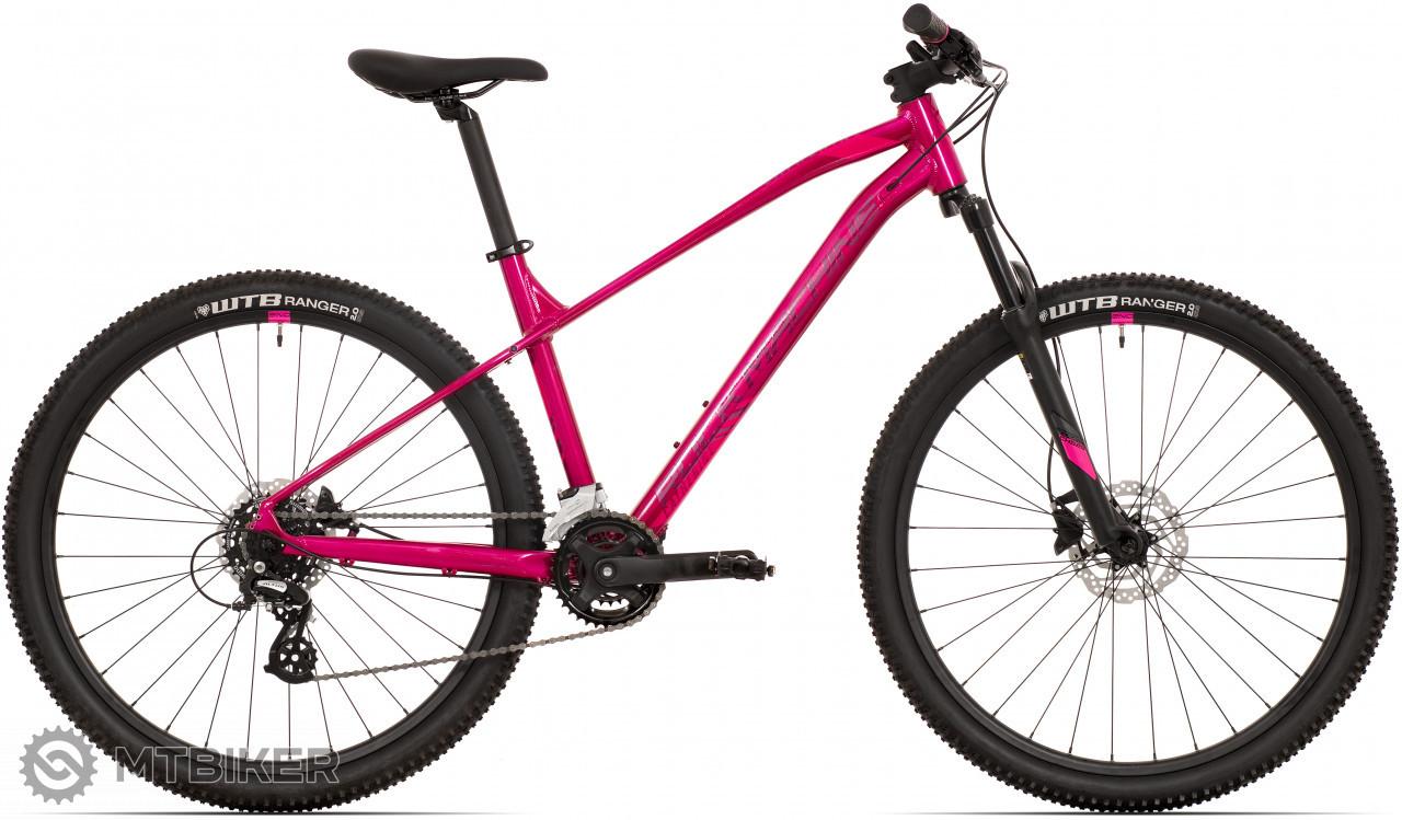 Rock Machine Catherine 40-27, model 2021, ružová/červená