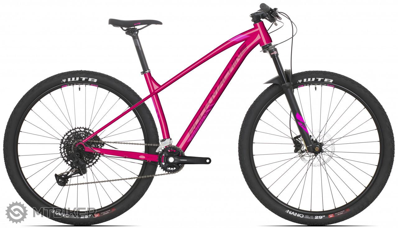 Rock Machine Catherine 40-29, model 2021, ružová/červená
