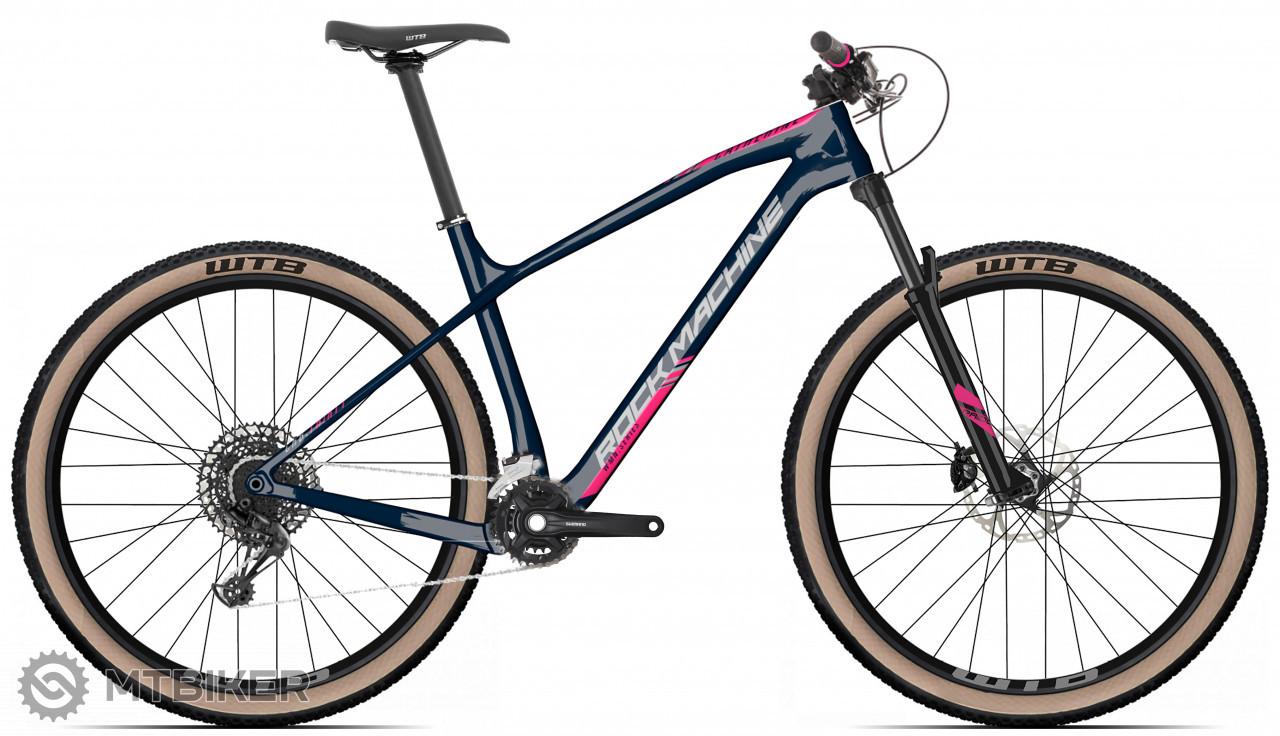 Rock Machine Catherine CRB 20-29, model 2021, modrá/ružová/strieborná