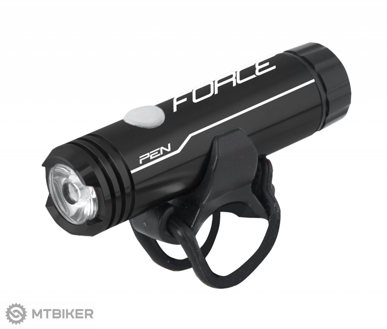 Force Pen predné svetlo USB 200LM 1 LED dióda