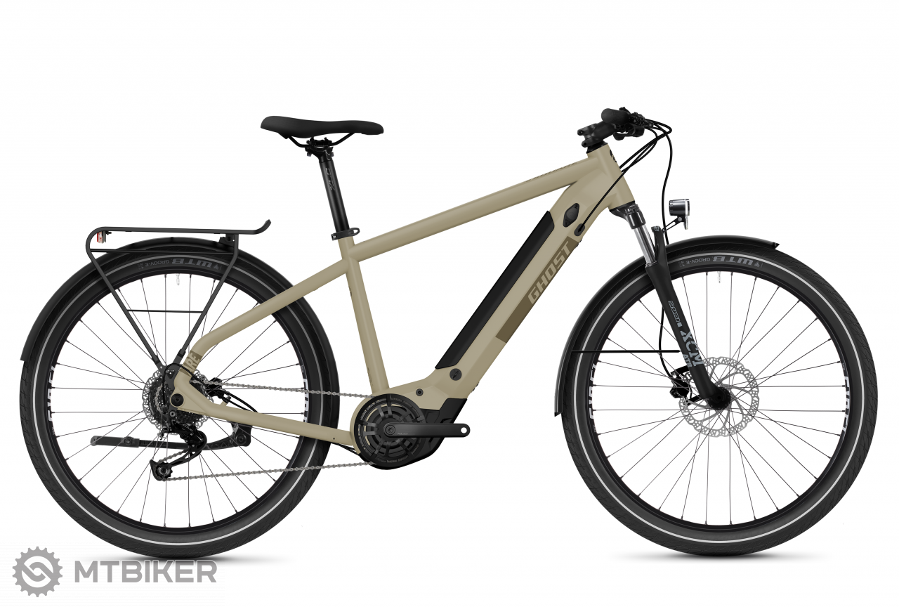 Ghost E-Square Trekking Essential Y500 - Dust / Sand Grey, model 2021
