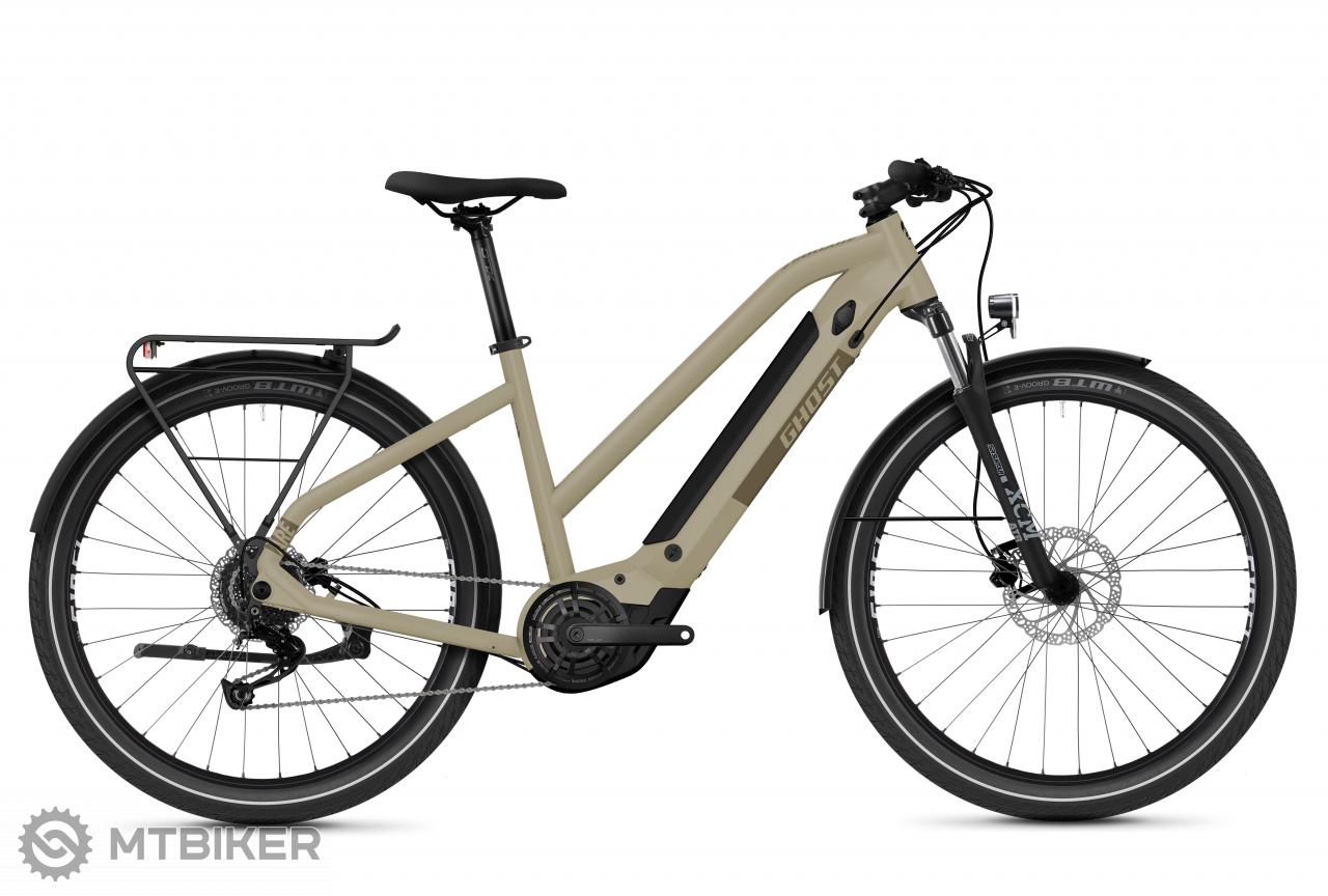 Ghost E-Square Trekking Essential Y500 Ladies - Dust / Sand Grey, model 2021