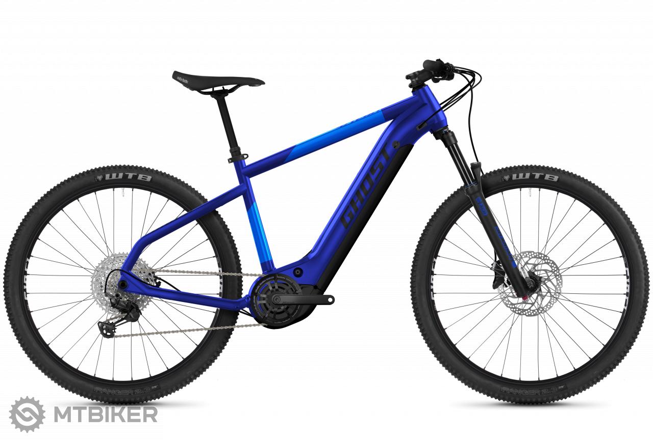 Ghost E-Teru Advanced 27.5 Y630 - Electric Blue/Ocean Blue, model 2021
