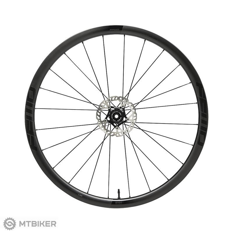 FFWD karbónové kolesá RYOT33 (33 mm), DT350 2:1, MattBlack, plášť