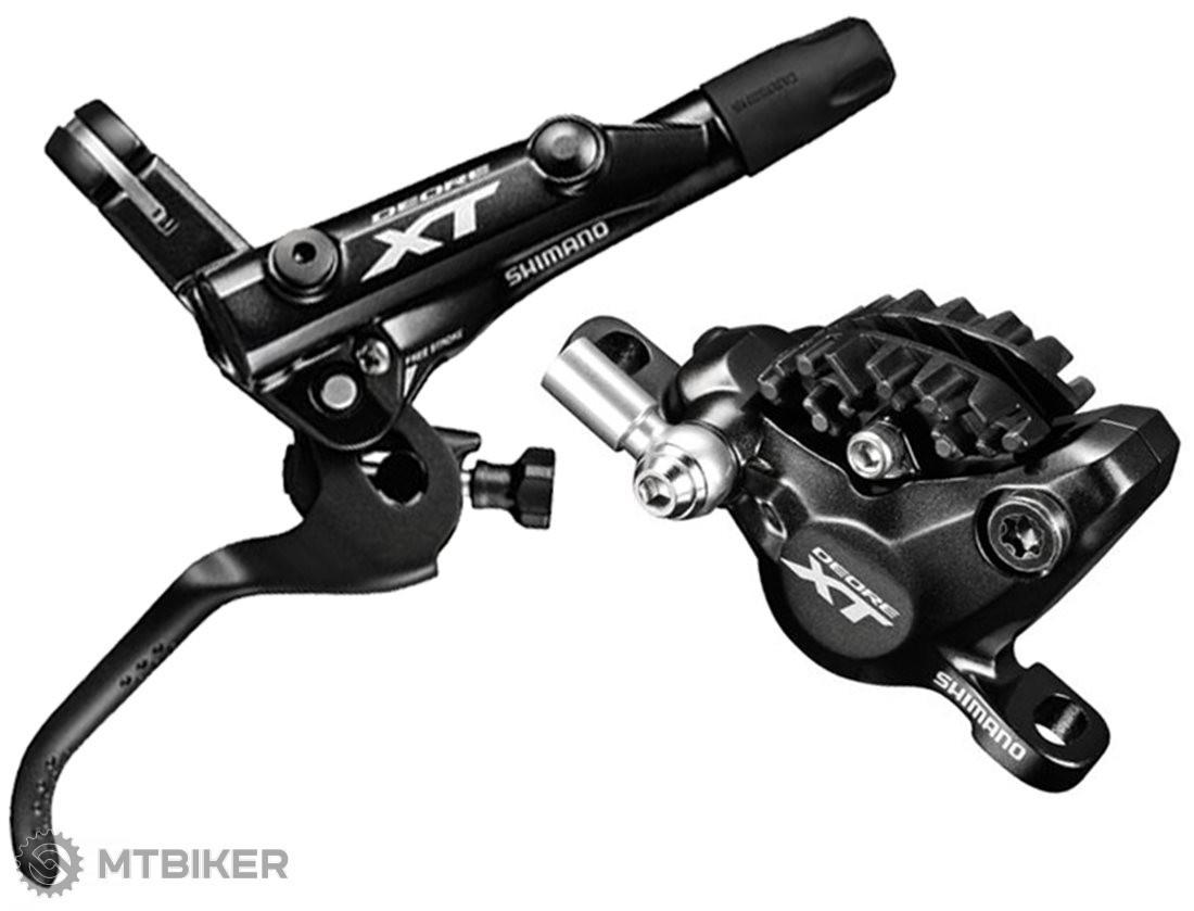 Shimano XT BR-M8000 kotúčová brzda zadná s chladením