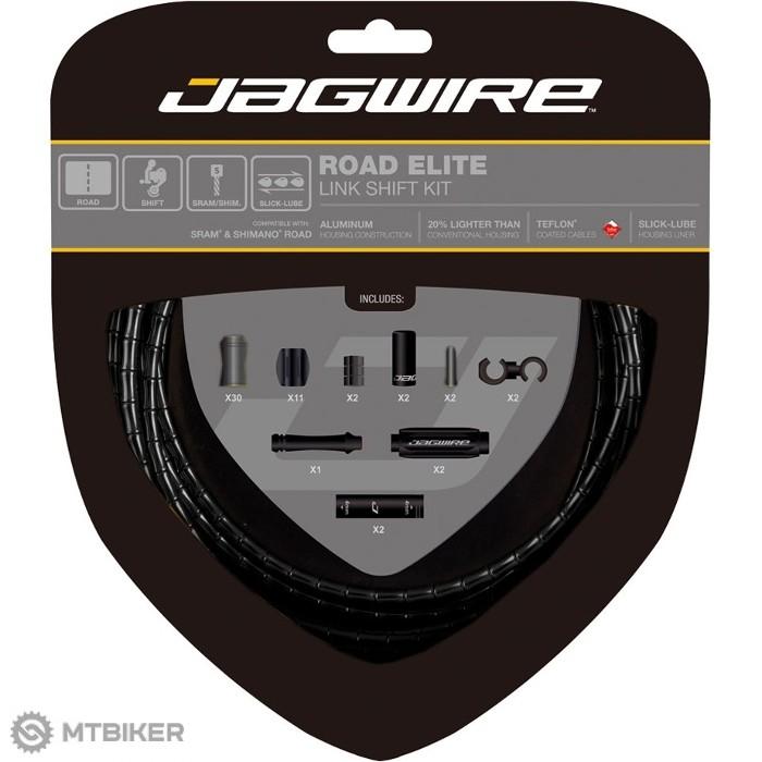 Jagwire cestný Elite Link radiaci kit