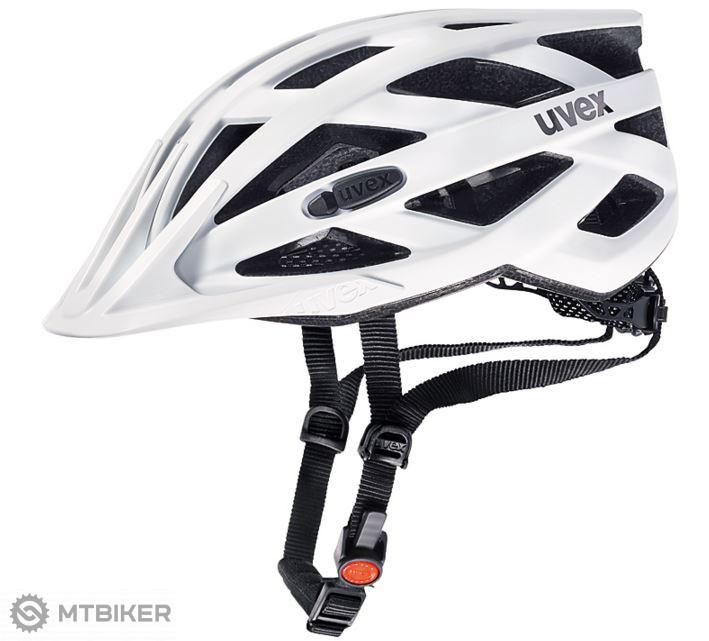 Uvex I-vo CC prilba, biela, matná