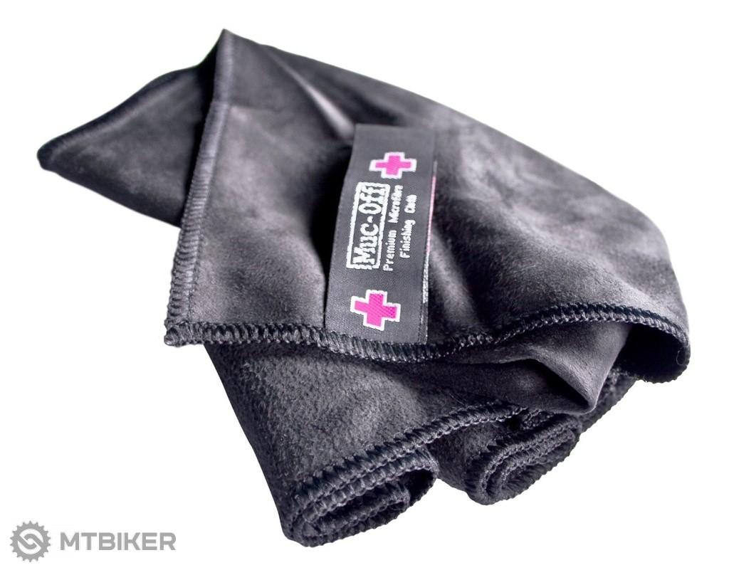 Muc-Off Visor Microfibre Cloth utierka