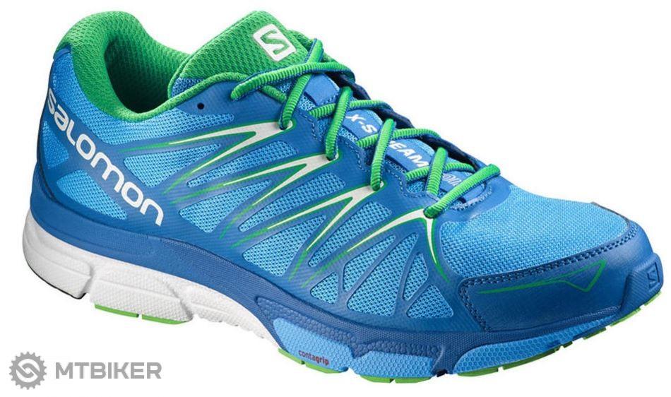 5ca169c5b Salomon X-Scream pánske topánky modré - MTBIKER Shop
