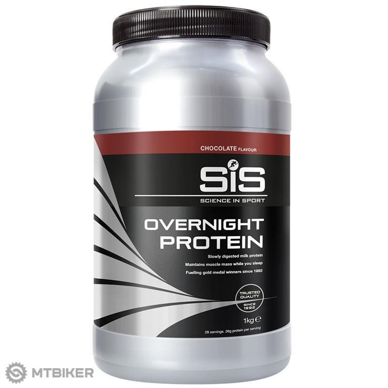 SiS Overnight Protein regeneračný nápoj 1 kg