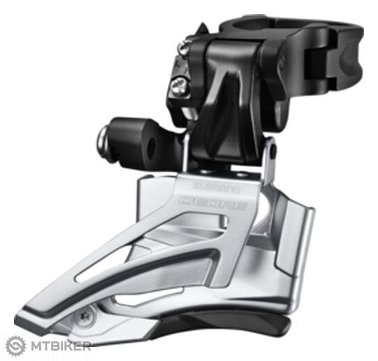Shimano Deore FD-M618 High Clamp Dual-Pull – 2x10 prešmykač