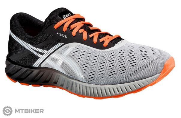 325b22e02879 Asics fuzeX Lyte pánske bežecké topánky sivá biela korálová ...