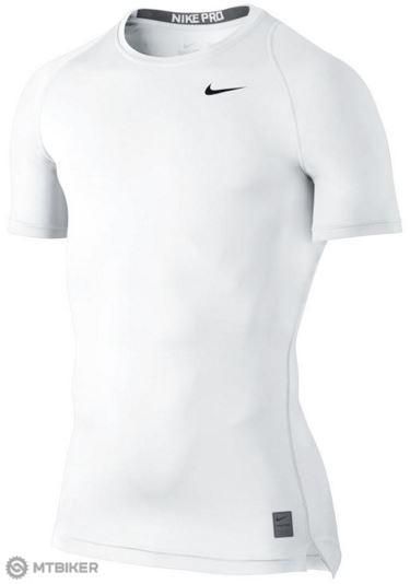 70d7ce46e701 Nike Cool Compression pánske funkčné tričko s kr.rukávmi biele ...
