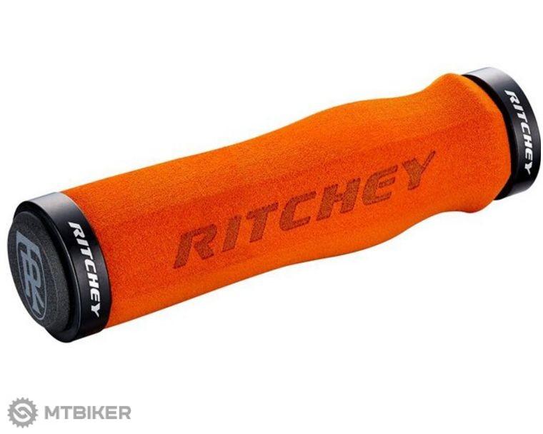 Ritchey WCS Ergo Lock gripy penové 2016 oranžová