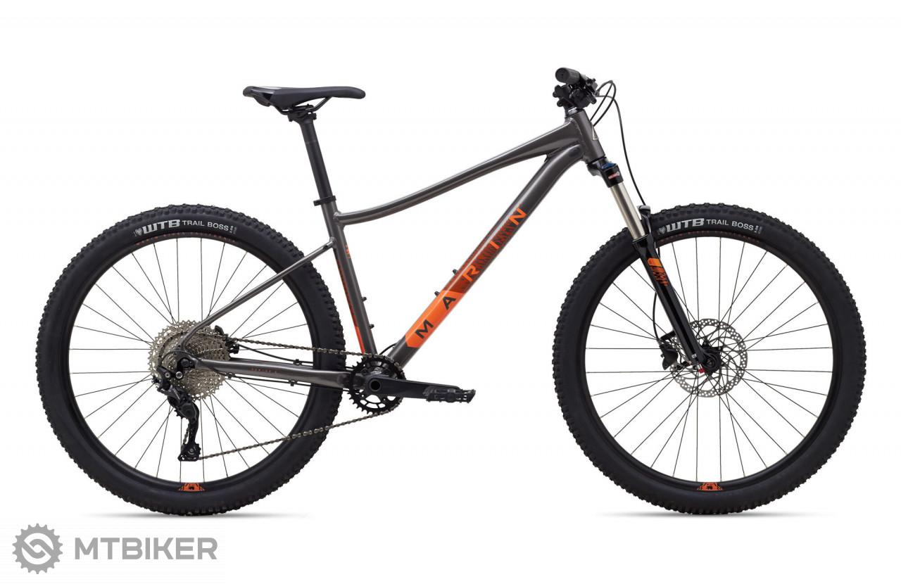Marin Wildcat Trail 5/27.5, dámsky, model 2020, čierny