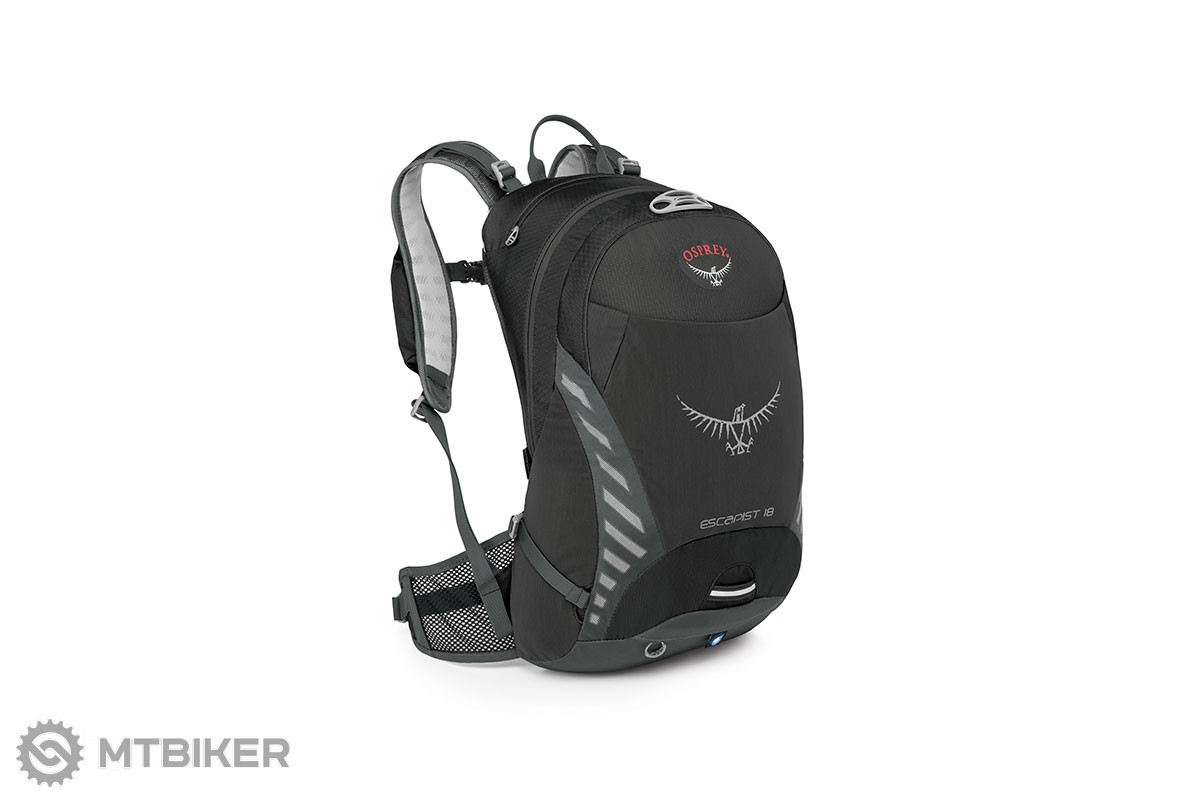 bcf5d02fdb Osprey Escapist 18 batoh Black - MTBIKER Shop