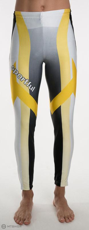 Sportful Boreal Race Nohavice čierna-žltá