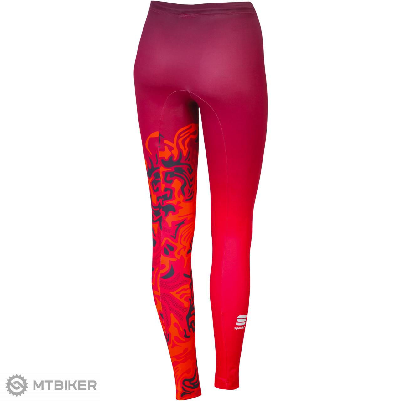0e655f7bb869 Sportful Grace nohavice čerešňové - MTBIKER Shop