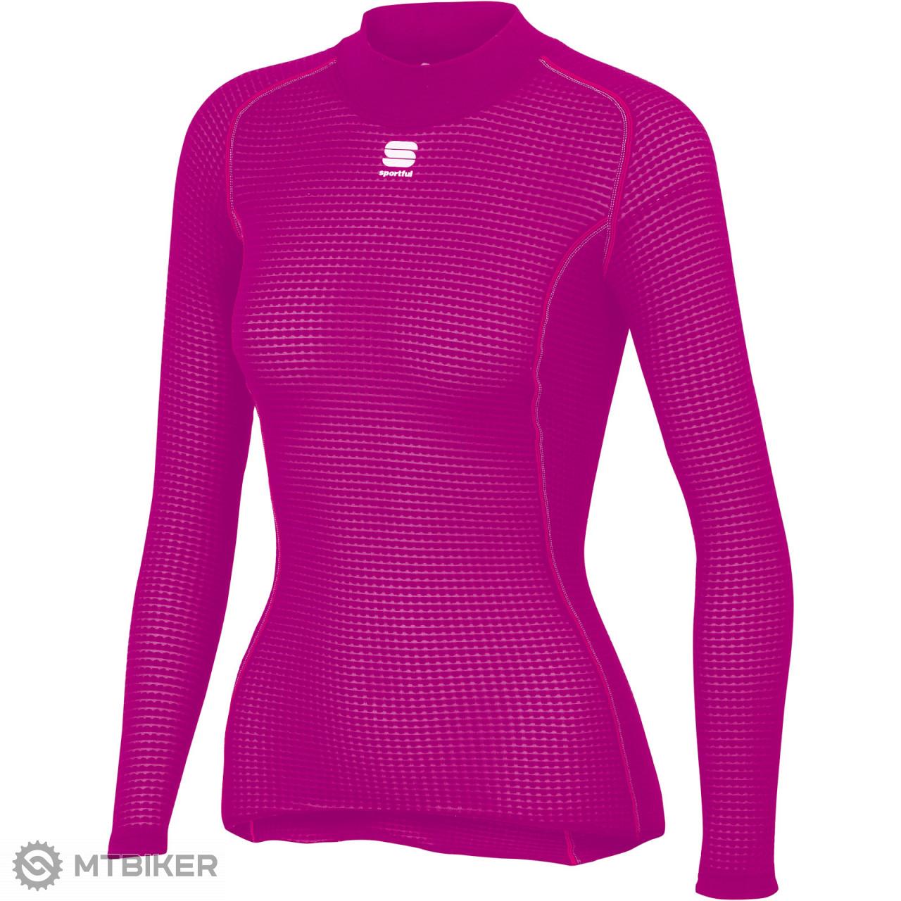 181ea07ed Sportful Bodyfit Pro dámske funkčné tričko DR slivková - MTBIKER Shop