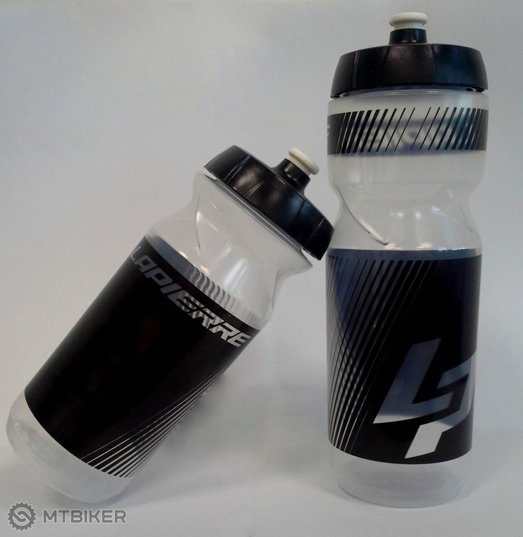 Lapierre Fľaška Lappiere 650ml transparent/black